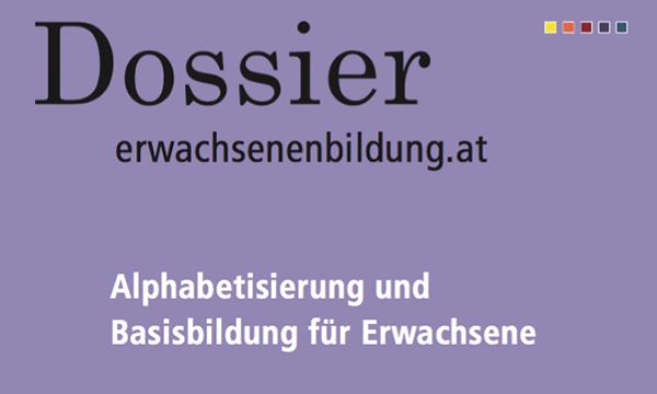 VSV, Dossier Erwachsenenbildung von Monika Kastner