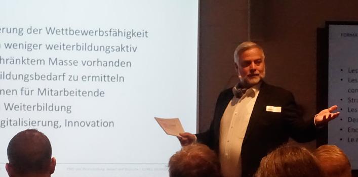 """Tagung vom 16.11. SVEB """"Weiterbildung 4.0"""""""