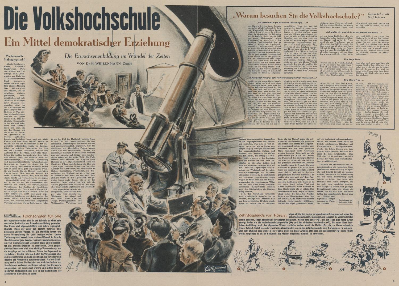 VSV, Verband der Schweizerischen Volkshochschulen